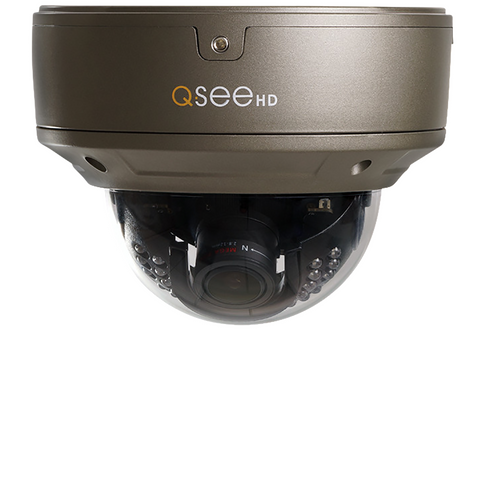 3MP IP HD Varifocal Dome Security Camera (QTN8040D) Cameras  - Q-See