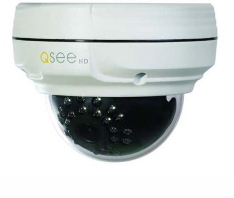 3MP IP HD Dome Security Camera (QTN8038D) Cameras  - Q-See