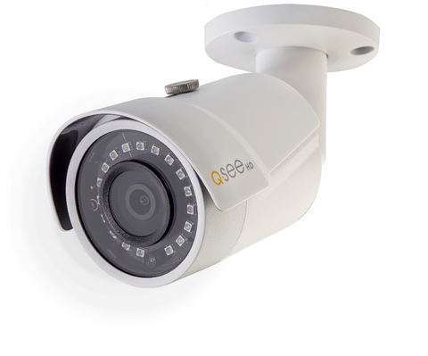 5MP IP HD Bullet Security Camera with Color Night VIsion (QCN8099B) IP HD Cameras  - Q-See
