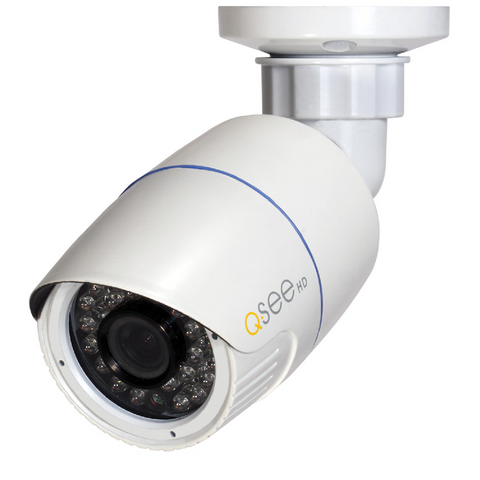 Q-See Cameras IP 4MP HD Bullet Security Camera (QTN8041B)
