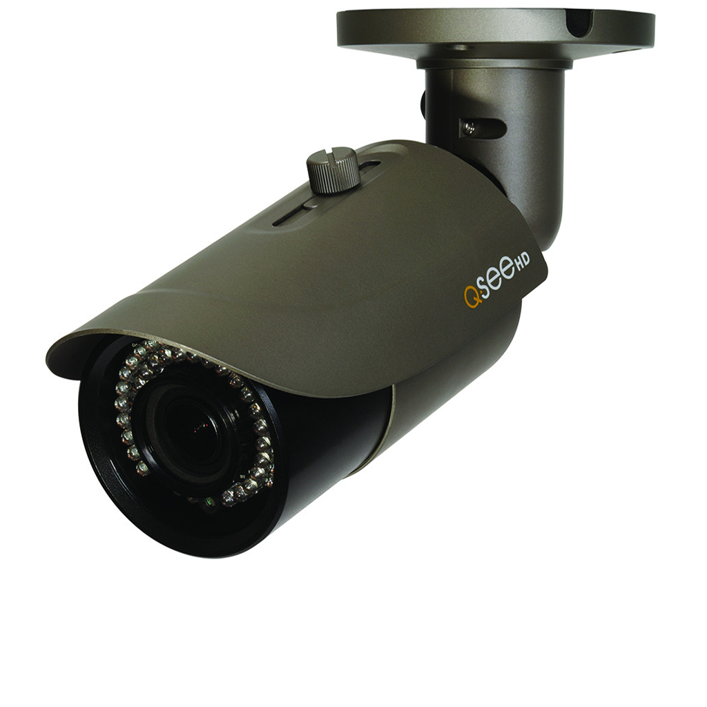 4MP IP HD Varifocal Bullet Security Camera (QTN8043B) Cameras  - Q-See