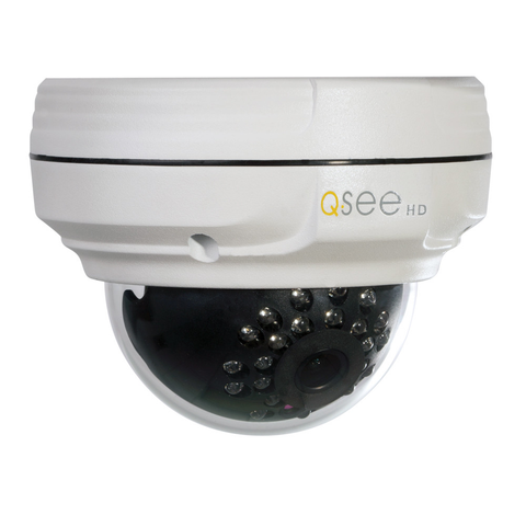 Q-See Cameras IP HD 1080p Dome Security Camera (QTN8032D)