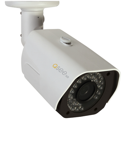 Q-See Cameras IP HD 3MP Bullet Security Camera (QCN8023B)