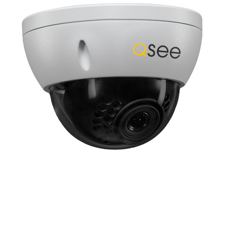 Q-See Cameras IP HD 3MP Dome Security Camera (QCN8024D)