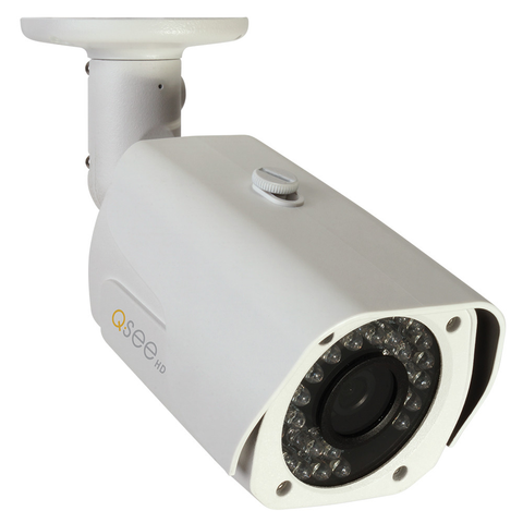 Q-See Cameras IP HD 720p Bullet Security Camera (QCN7006B)