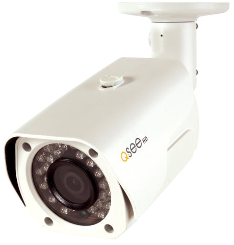 Q-See IP HD KIT 8-Channel IP HD NVR with (4) 3MP IP HD Bullet Cameras and (4) 3MP IP HD Dome Cameras (QC838-8GL-2)
