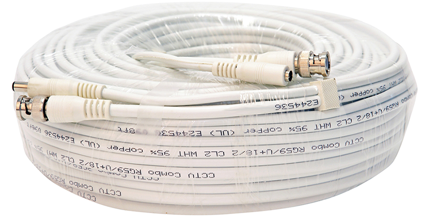 q see q see 100 foot rg 59 high quality shielded bnc cable with 2 1mm power connector adapters qsvrg100 22597257100?v\\\=1506459064 emerson k55hxlgf 3701 wire diagram white rodgers control board  at edmiracle.co