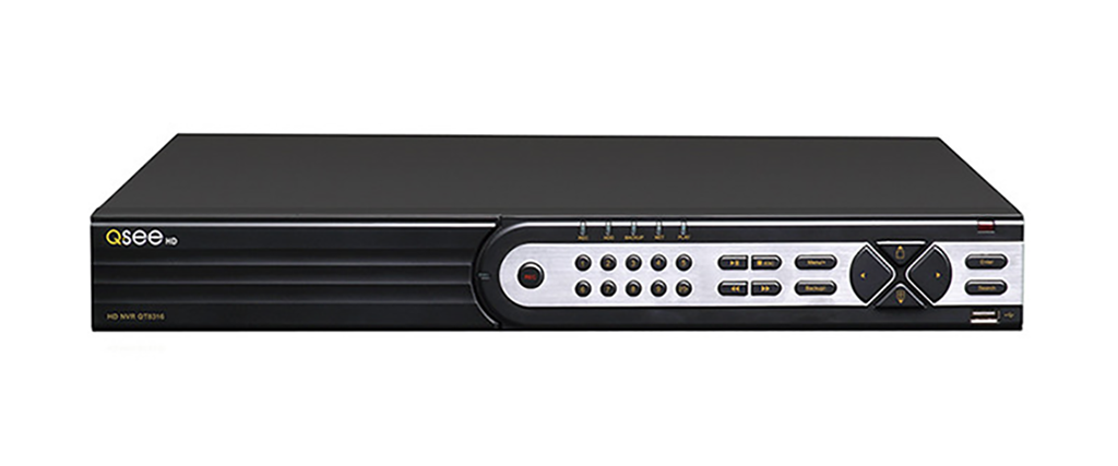 16 Channel 4 Mp Network Video Recorder With 3...