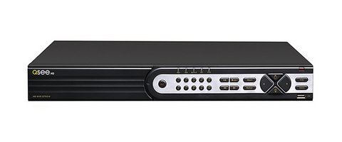16 Channel 4MP Network Video Recorder with 3 TB Hard Drive (QT8616-3) IP HD NVRs  - Q-See