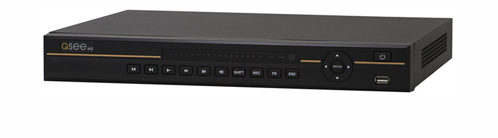 16 Channel 4 Mp Network Video Recorder With 4...