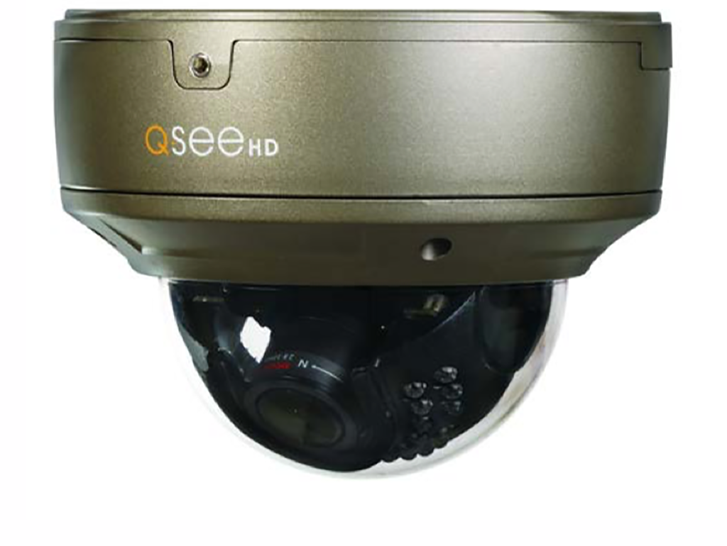 Q-See Q-See 32 Channel IP HD Security System with Eight 4MP Bullet Cameras and Eight 4MP Dome Cameras (QT8716-16BV-4)