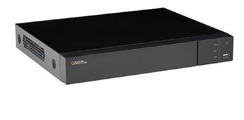 4 Channel Analog HD 1080p DVR with Pre-Intalled 1TB Hard Drive (QTH44-1) Analog HD DVRs  - Q-See