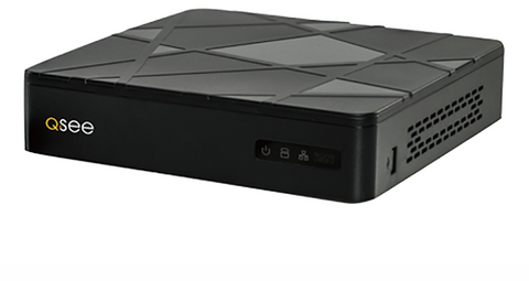 4 Channel IP HD 4K Network Video Recorder with 2 TB Hard Drive, Special (QT874-2) IP HD NVRs  - Q-See