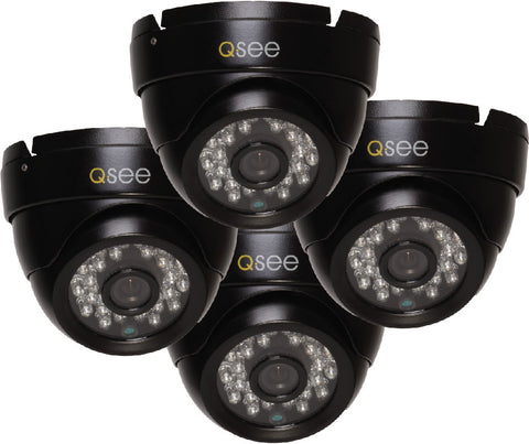 Q-See Q-See 720p HD Dome Security Camera (QTH7213D-4)