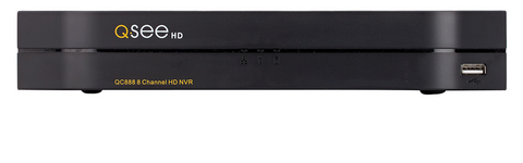 Q-See Q-See 8-Channel 4MP IP HD Network Video Recorder with 2TB HDD (QC888-2)