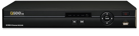 Q-See Q-See 8 Channel 720p Digital Video Recorder with 2 TB Hard Drive (QC908-2)