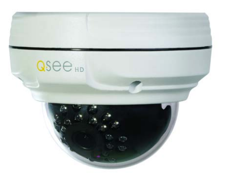 Q-See Q-See 8-Channel IP HD Security System with Four 4MP Security Cameras and Four 4MP Dome Security Cameras (QT878-8CT-2)