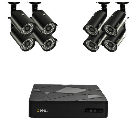 16 Channel 4MP Network Video Recorder with 3 TB Hard Drive (QT8616-3)