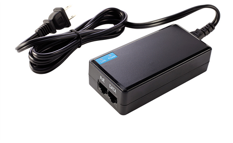 8-Port Power Over Ethernet (POE) Injector for IP Cameras (QAPE801)
