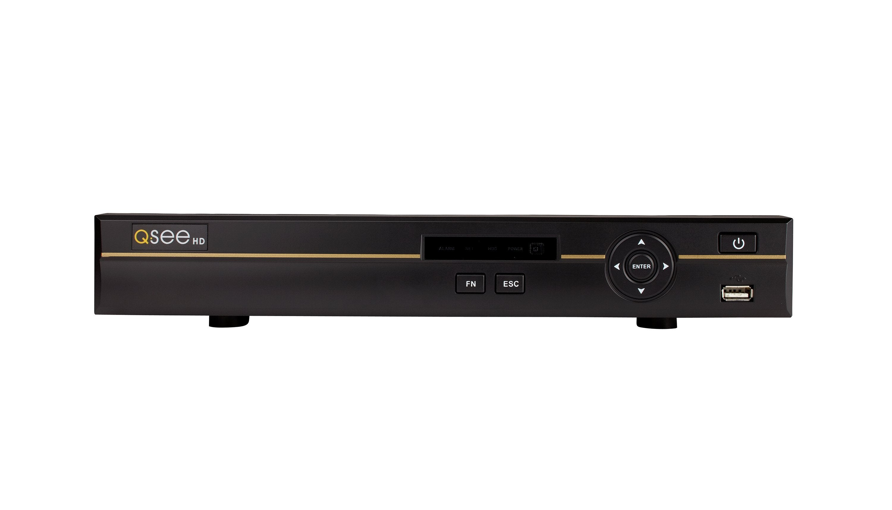 16 Channel Multi-Format Analog HD 4K DVR with Pre-Installed Hard Drive  (QC9916) Analog HD DVRs  - Q-See