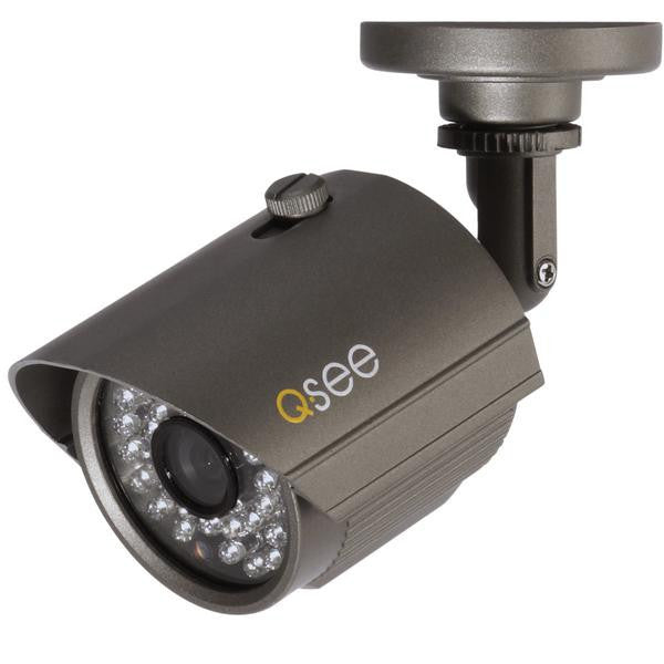 Q-See Reconditioned Reconditioned 4 Channel Security System with 4 700 TVL Bullet Camera QT534-2H4-5R - 90 Day Warranty