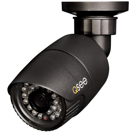 Q-See Reconditioned Reconditioned 720p HD Bullet Security Camera QTA8027B-4R - 90 Day Warranty