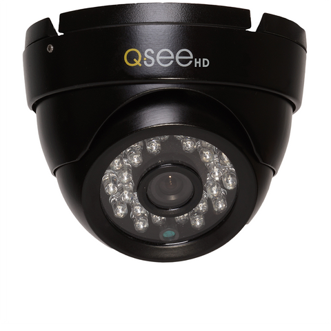 Q-See Reconditioned Reconditioned 720p HD Dome Security Camera QTH7213D-2R - 90 Day Warranty