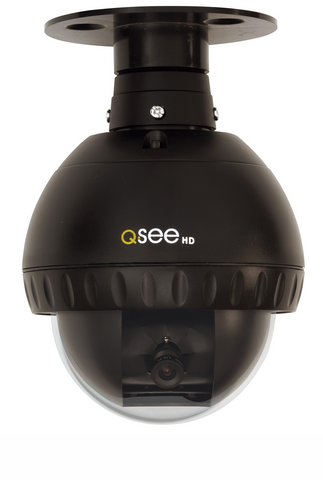 Q-See Reconditioned Reconditioned 720p HD Pan Tilt Security Camera QTH7212P-R - 90 Day Warranty