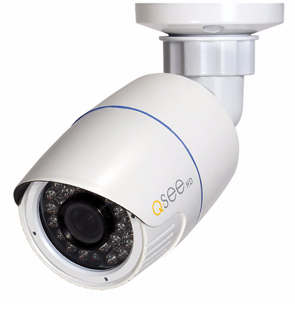 Q-See Reconditioned Reconditioned IP 4MP HD Bullet Security Camera QTN8059B-R - 90 Day Warranty