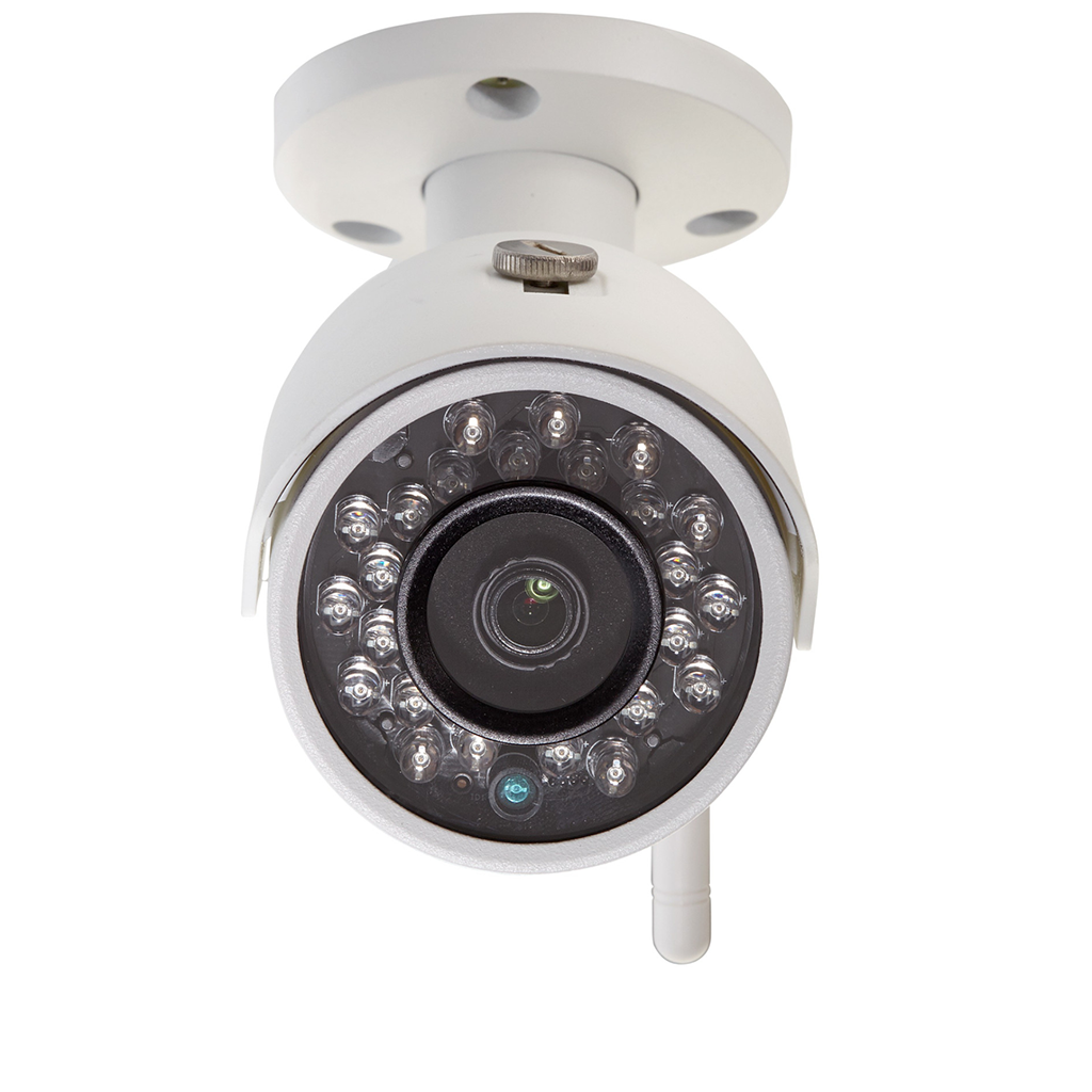 Q-See Wi-Fi Wi-Fi 3MP Bullet Security Camera (QCW3MP1B)