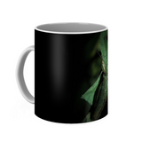Leaves With Eyes - Mug