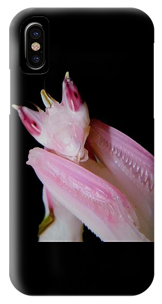 A Flower With Eyes - Phone Case *