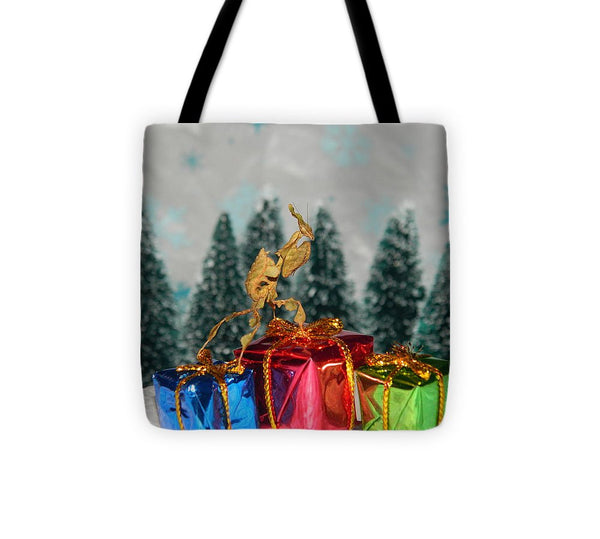 The Ghost Of Christmas  - Tote Bag*