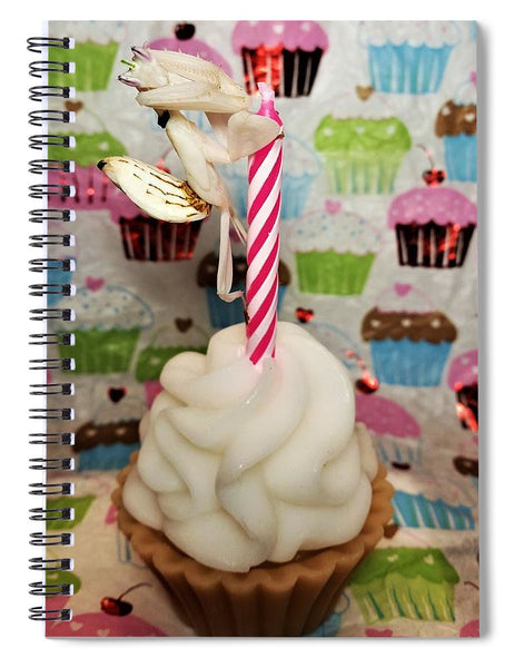 Cupcake Surprise - Spiral Notebook*
