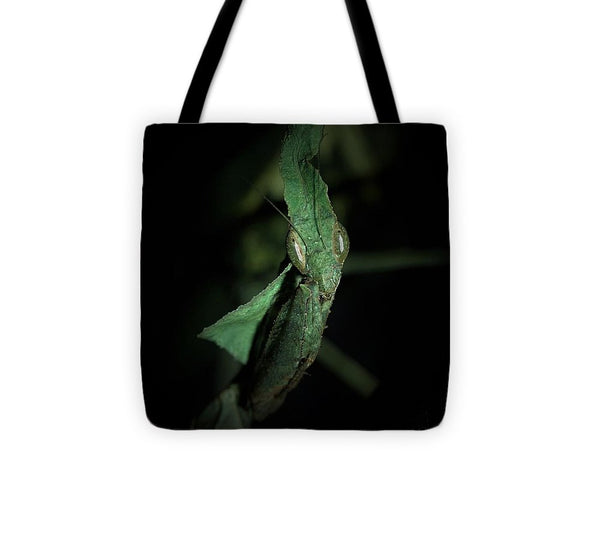 Leaves With Eyes - Tote Bag*