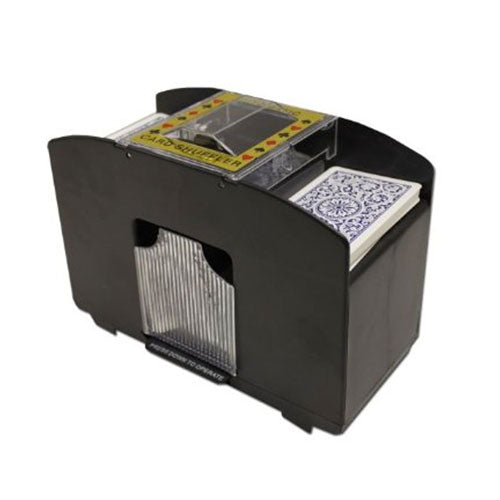4 Deck Playing Card Shuffler - Americana Poker Tables