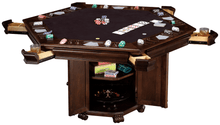 Howard Miller Niagara Poker Game and Dining Table, Convertible