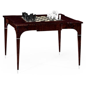 Chess & Backgammon Table by Jonathan Charles - Americana Poker Tables
