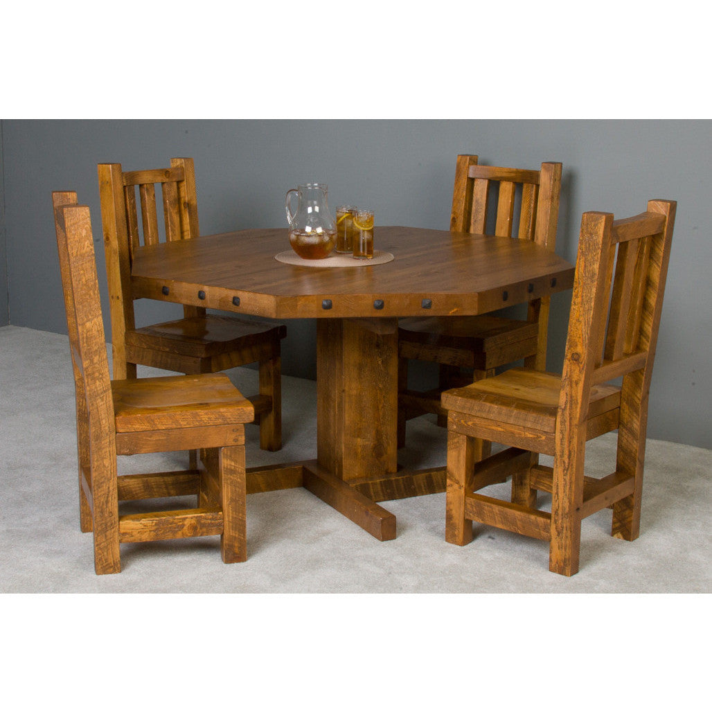 Convertible Poker U0026 Dining Table By Viking Log Furniture   AMERICANA POKER  TABLES