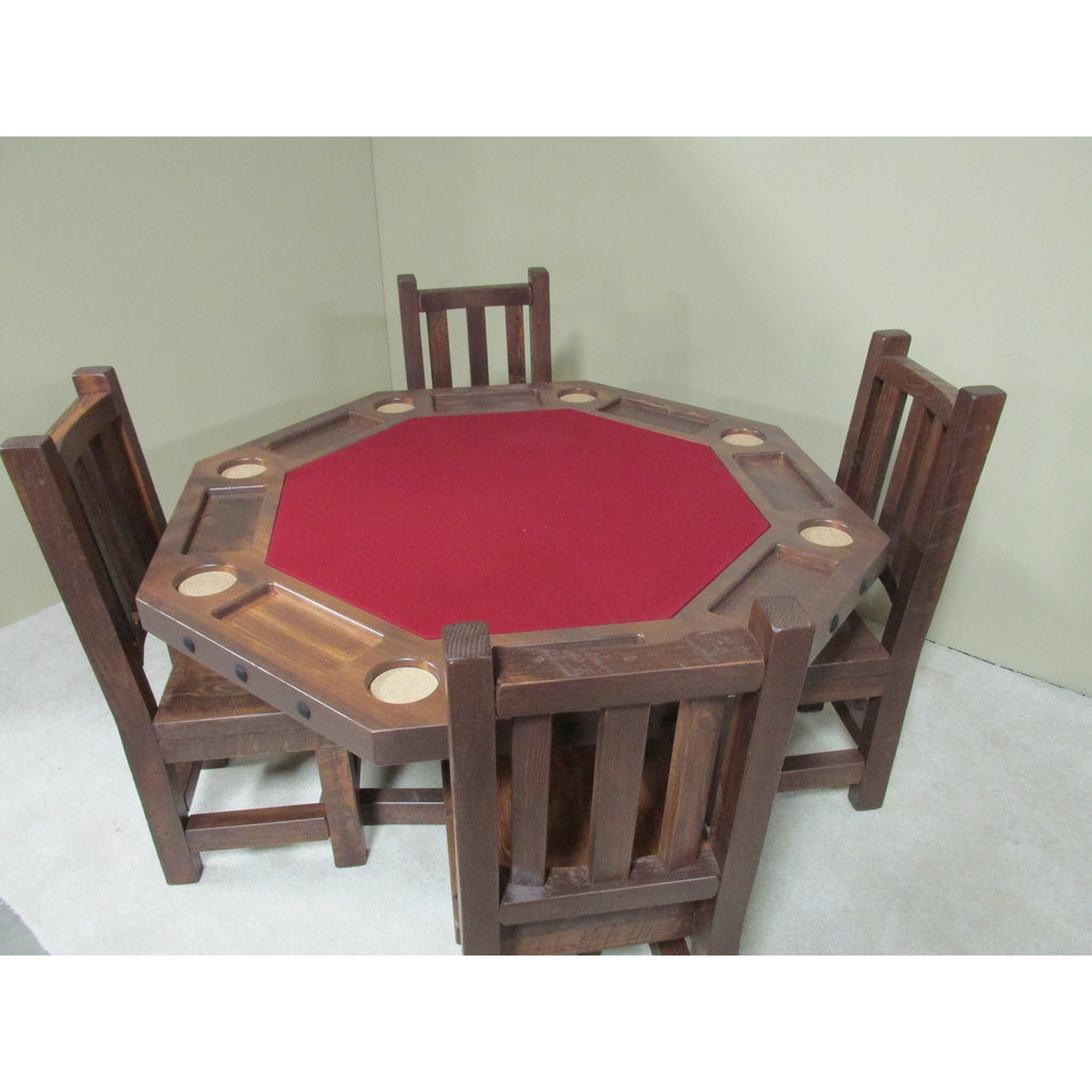 The Combination Shown Above Is The Dark Finish With Burgundy Felt Color. A  Beautiful Combination, Well Picked!