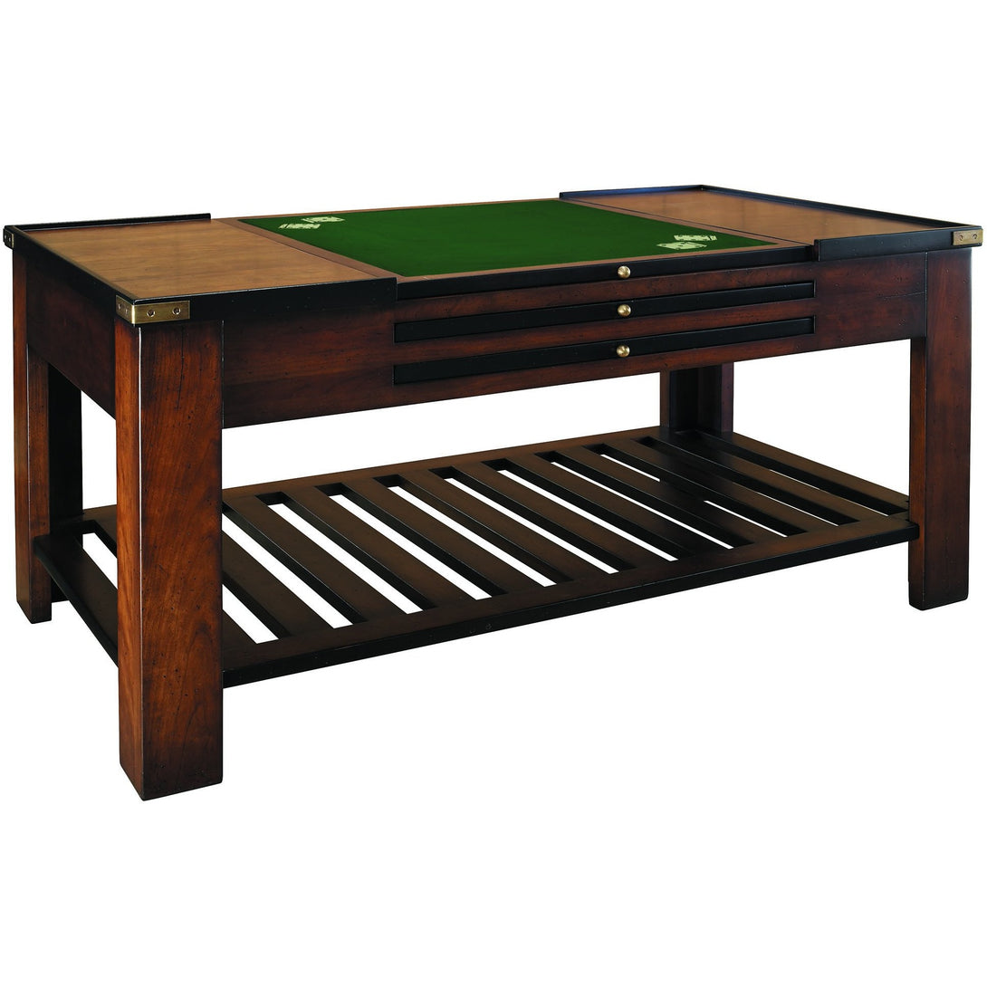 Convertible Chess & Games Table #2 by Authentic Models - AMERICANA POKER TABLES