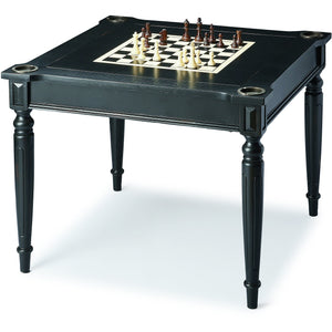 Convertible Chess & Games Table Vincent by Butler - Americana Poker Tables
