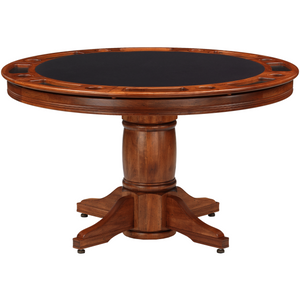 Convertible Poker & Dining Table Algonquin by Darafeev - Americana Poker Tables