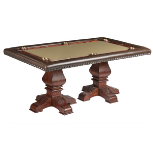 Convertible Poker & Dining Table Barcelona by Darafeev