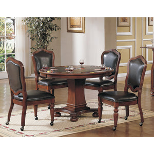 Convertible Poker & Dining Table Bellagio by Sunset Trading - Americana Poker Tables