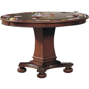 Convertible Poker & Dining Table Bellagio by Sunset Trading