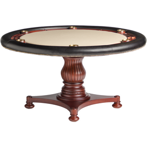Convertible Poker & Dining Table Calais by Darafeev