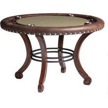 Convertible Poker & Dining Table Madrid  by Darafeev - Americana Poker Tables