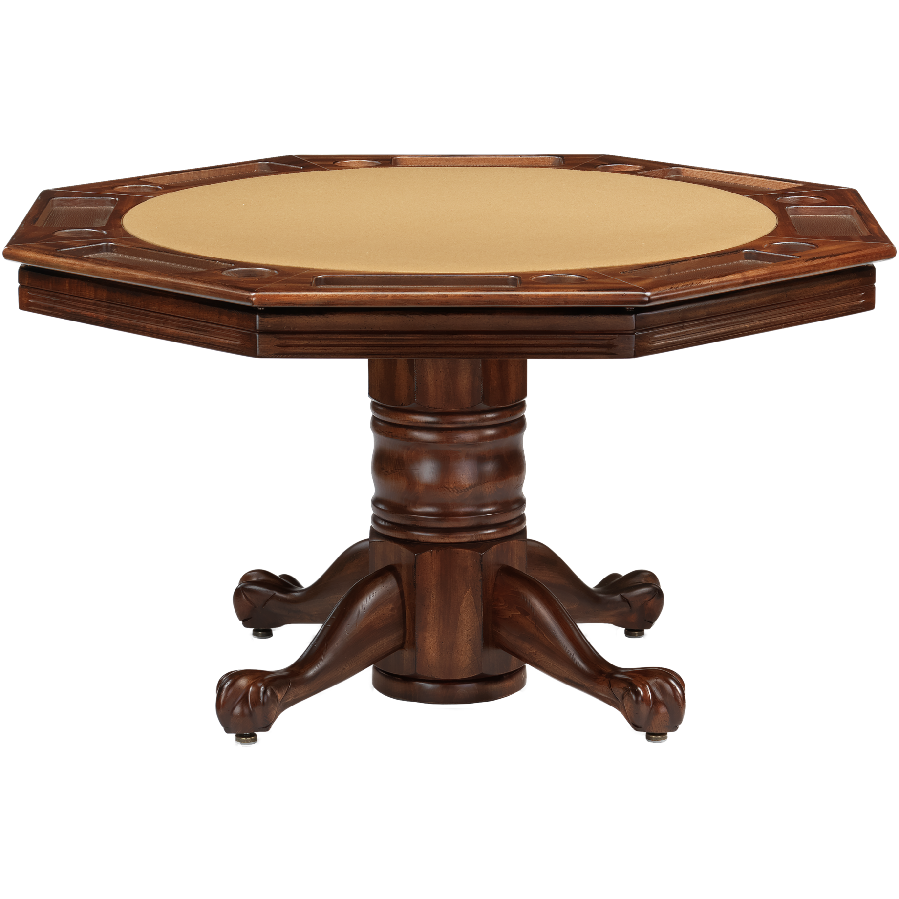 Poker Dining Room Table: Convertible Poker & Dining Table Serrengetti By Darafeev