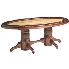 Convertible Poker & Dining Table Texas Hold'em by Darafeev - Americana Poker Tables